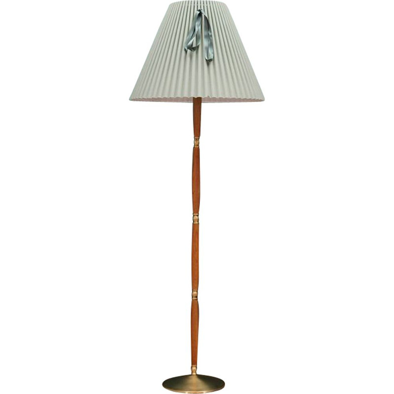 Vintage floor lamp, scandinavian design, 1960-1970s