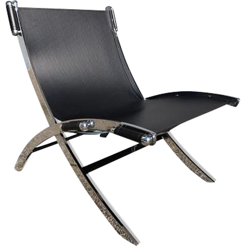 Scissor Chair Vintage by Antonio Citterio and Paul Tuttle for Flexform Italia