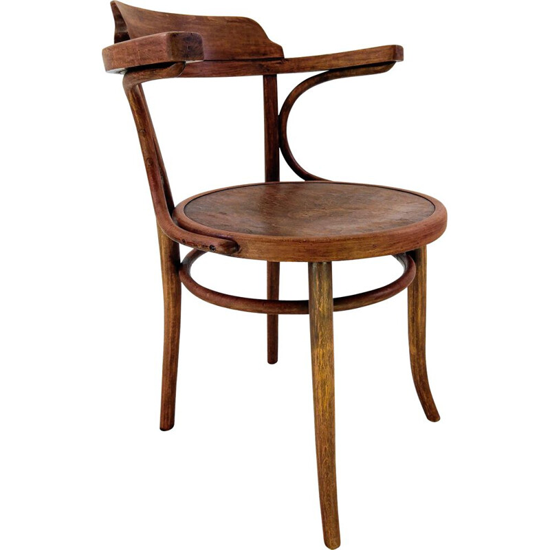 Vintage chair Thonet 233, 1895
