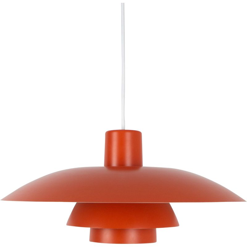 Vintage Danish pendant lamp PH 43 by Poul Henningsen for Louis Poulsen, Denmark 1966