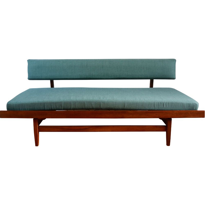 Scandinavian vintage teak Day bed 1960's