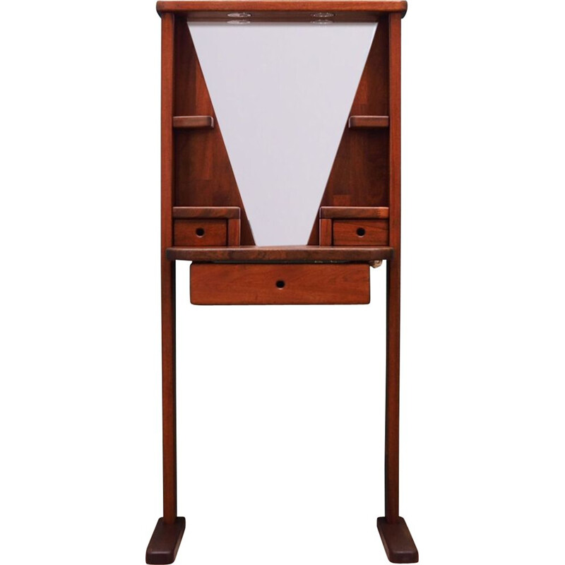 Vintage teak dressing table, Denmark 1960