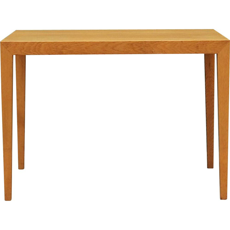 Vintage coffee table by Severin Hansen 1960s
