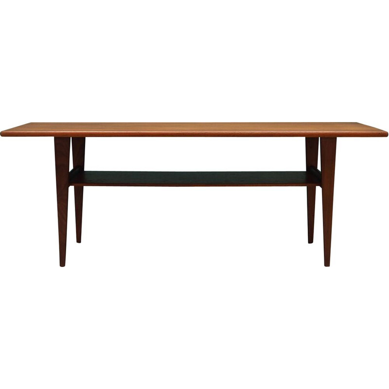 Vintage coffee table in teak 1970s