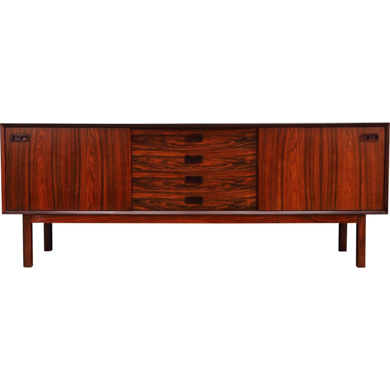 Danish vintage sideboard by Brouer, 1970