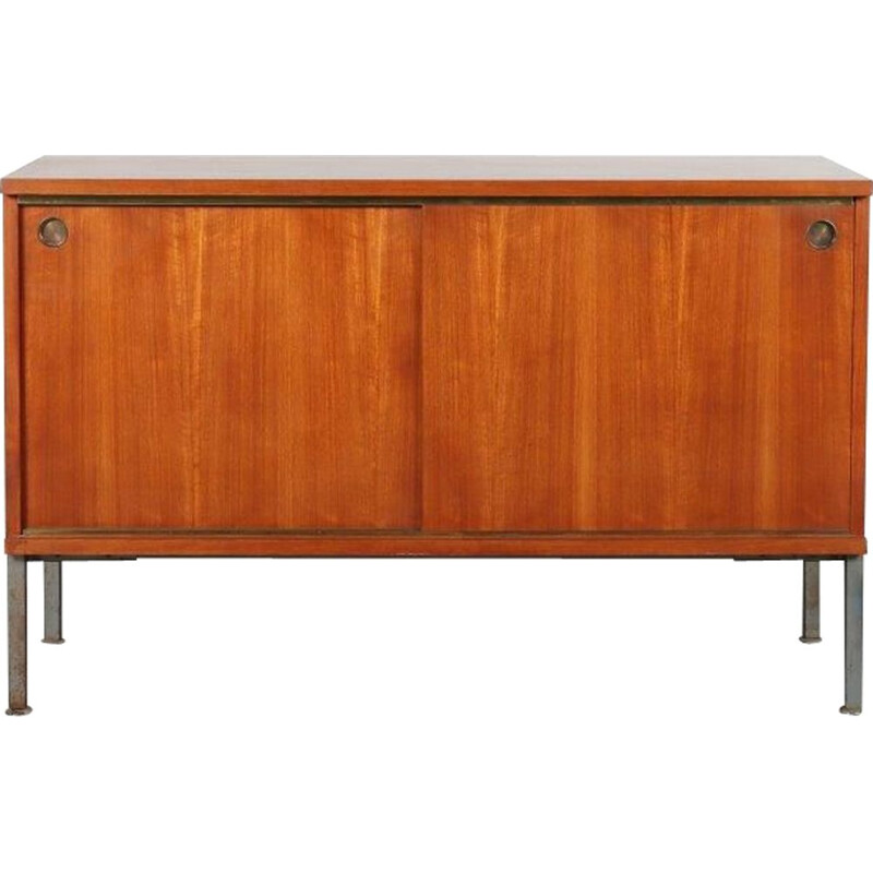 Vintage sideboard, Louis PAOLOZZI, 1950s