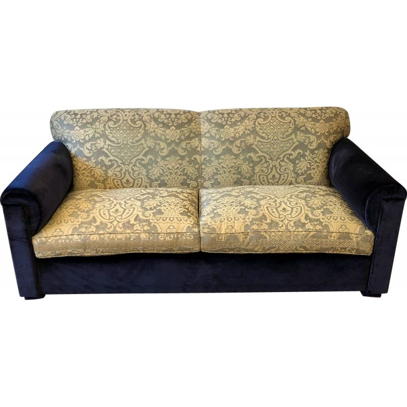Vintage sofa by Mariano Fortuny for Maison Decour, 1950s