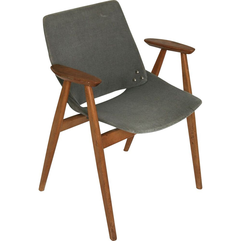 Vintage Lupina armchair from Niko Kralj for Stol, 1960s