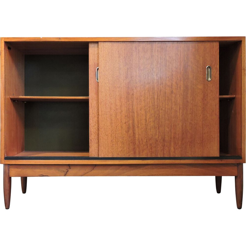 Vintage wooden sideboard by Greaves & Thomas, 1960s