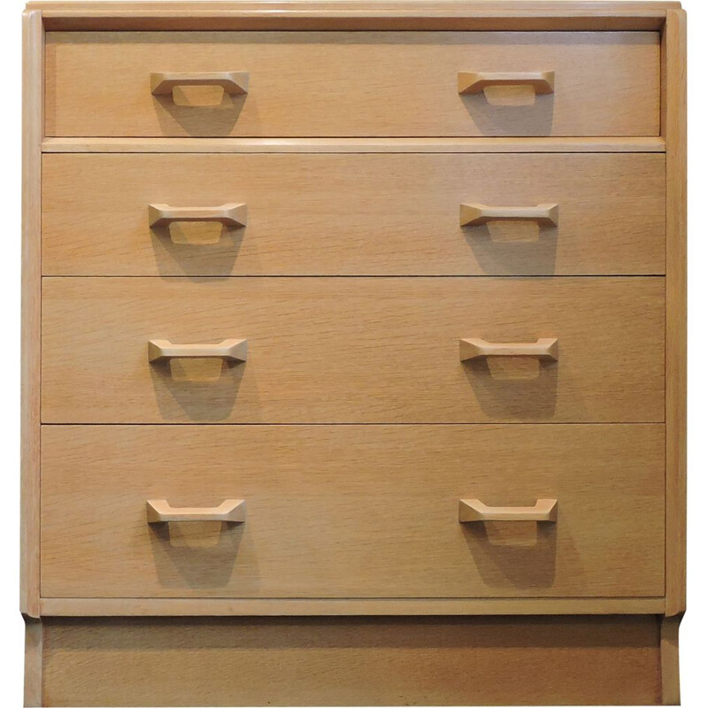 Vintage Chest Of Drawers by G-Plan in Oak, 1960s