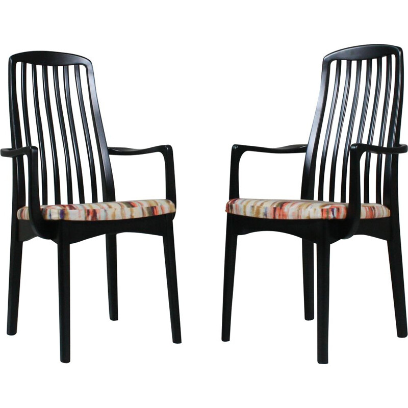Pair of Vintage Armchairs by Beadle & Crome, England 1960s