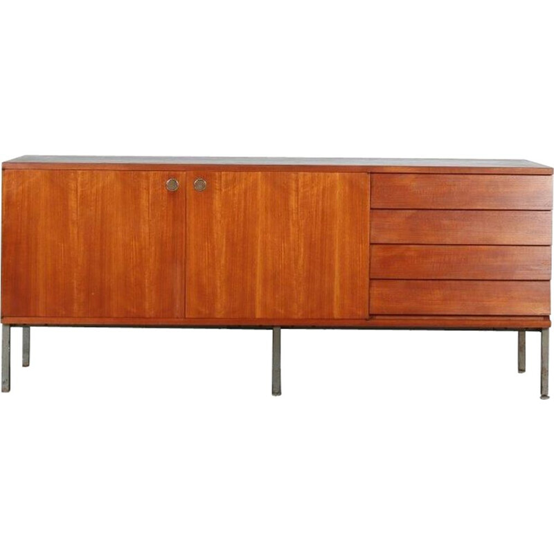 Vintage Sideboard by Louis PAOLOZZI, 1950s