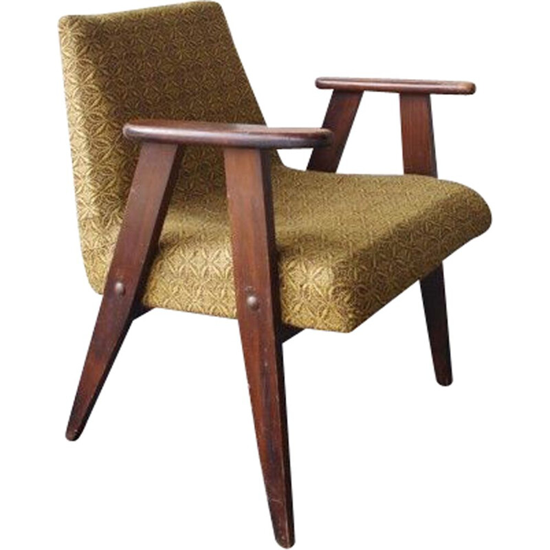Vintage Chierowski armchair of the 1960s