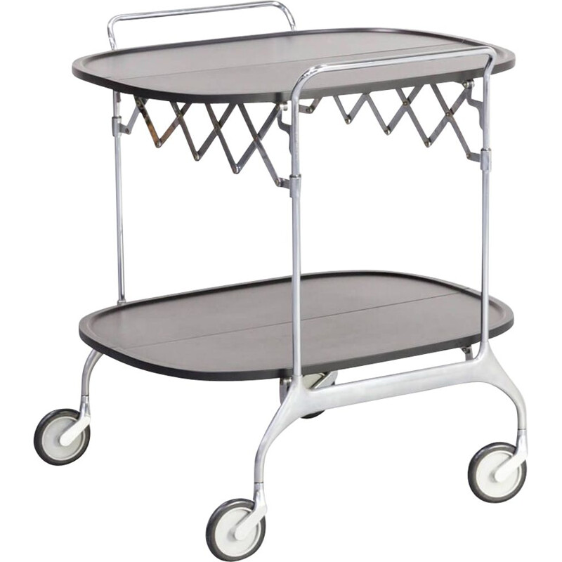 "Vintage serving trolley ""Gastone"" by Antonio Citterio & Glen Oliver for Kartell"