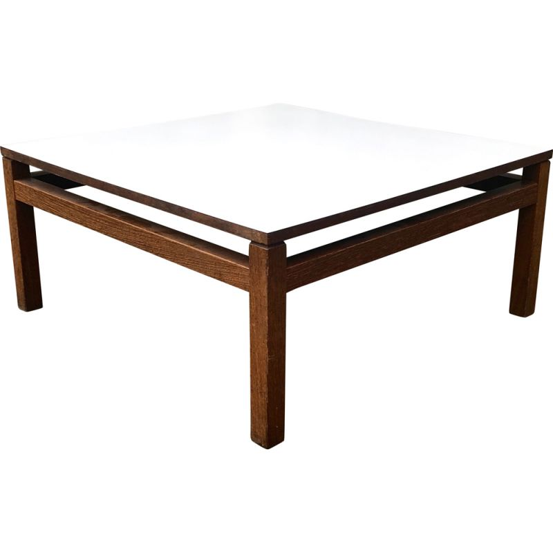 Vintage TZ42 coffee table by Kho Liang Ie for t'Spectrum, 1950s