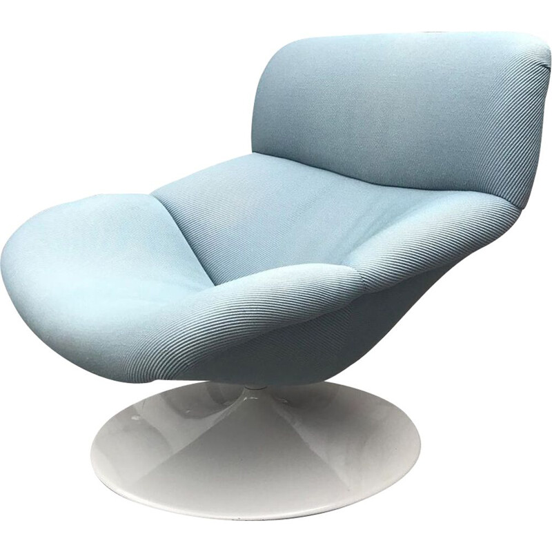 Vintage F518 armchair by Geoffrey Harcourt for Artifort 1980