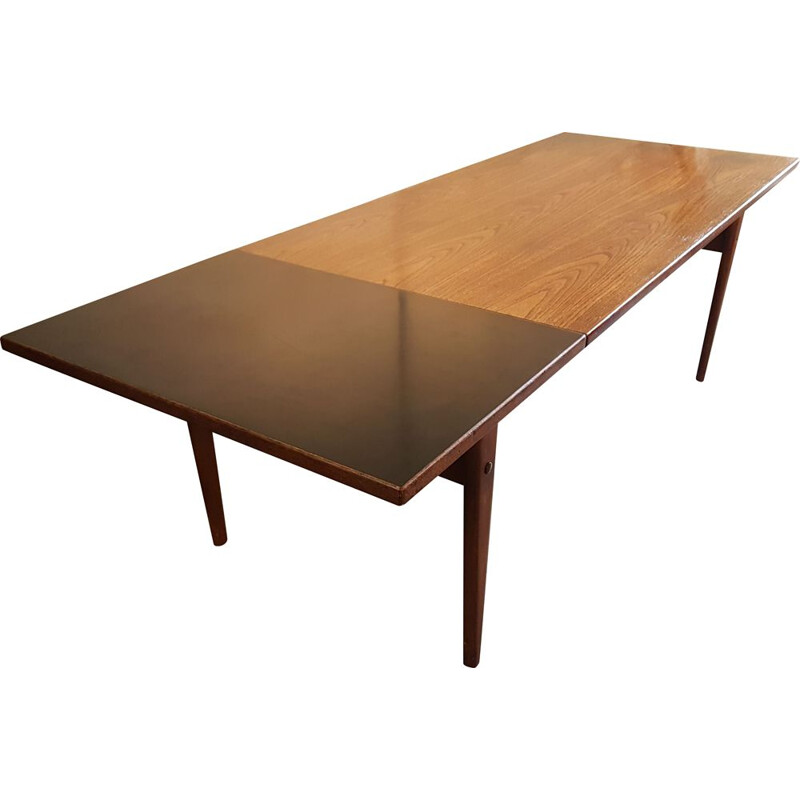 Large Coffee Table By Grete Jalk For Jeppesen Denmark 1950