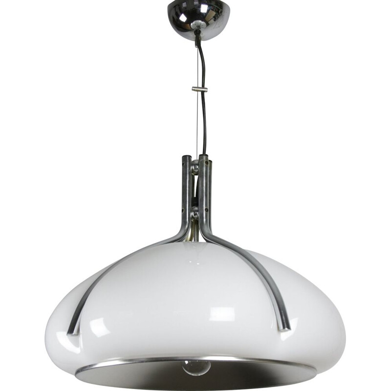 Vintage Quadrifoglio pendant lamp from Gae Aulenti for Guzzini