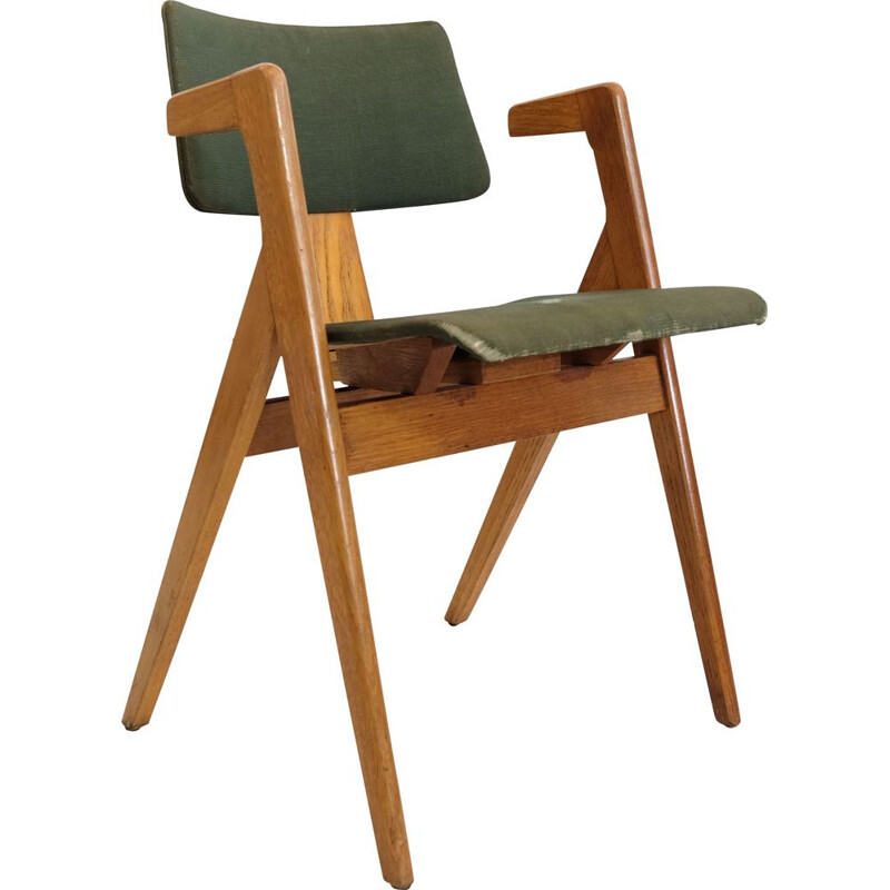 Vintage Hillestak chair by Lucienne and Robin Day, 1950s