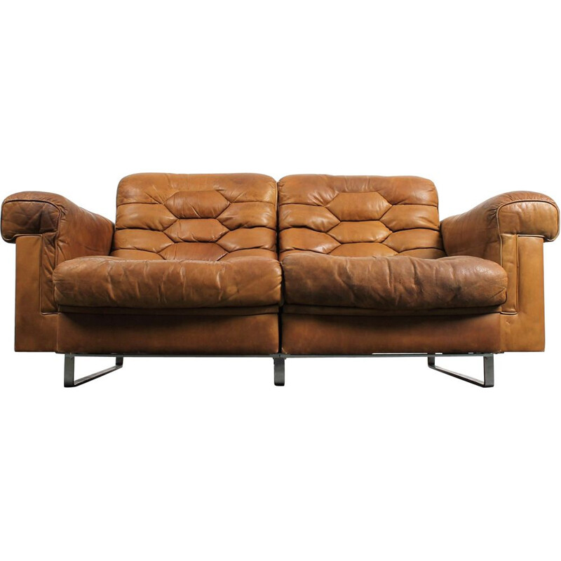 Vintage sofa DS-P by Robert Haussmann for De Sede