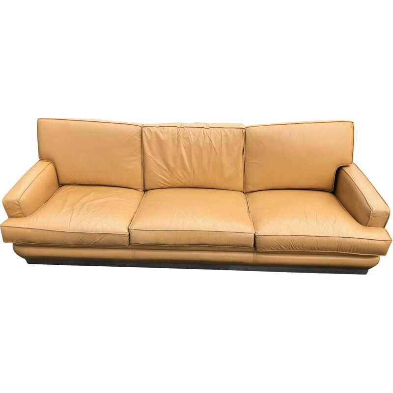 Vintage sofa by Jacques Charpentier, 1970s
