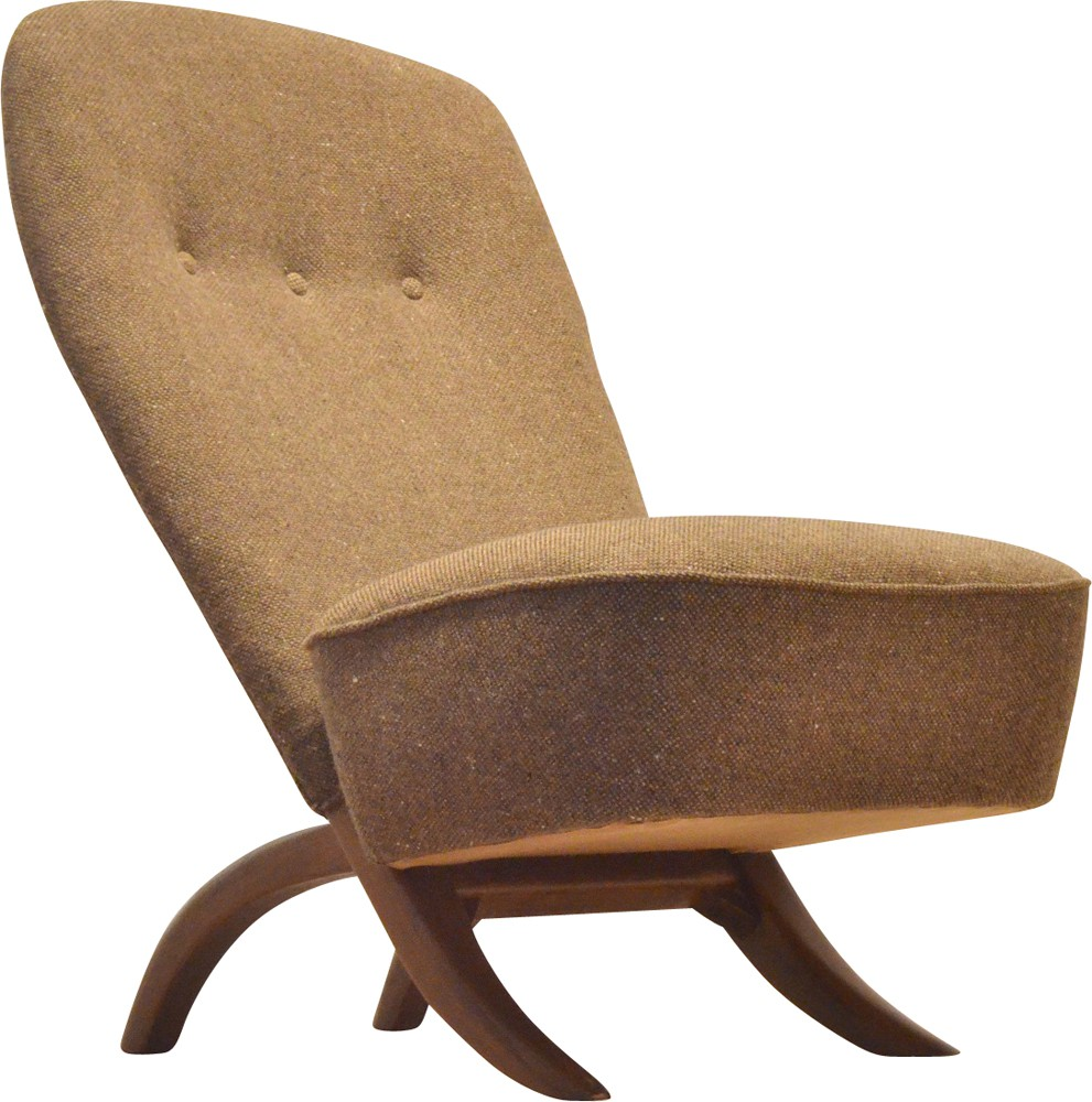 """Artifort """"Congo"""" Low Chair, Theo RUTH"""