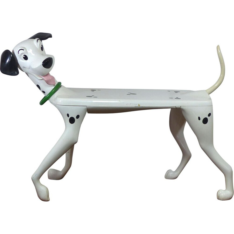 Vintage Dalmatian table by Starform, 1980