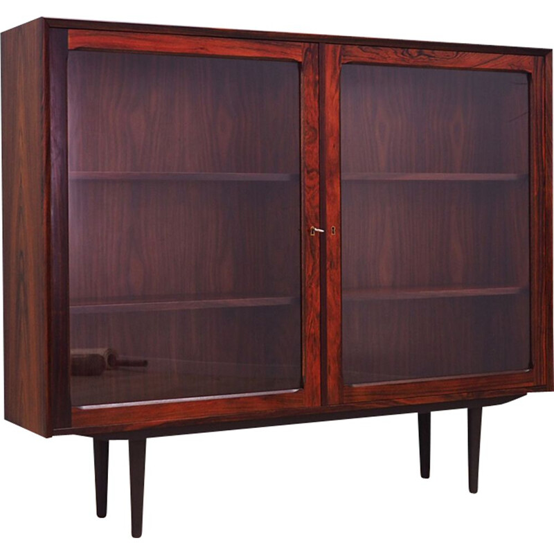 Vintage Brouer bookcase in rosewood, 1960-1970