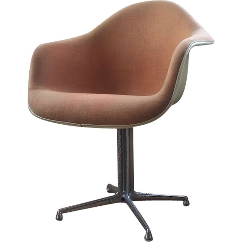 Vintage armchair La Fonda  by Charles & Ray Eames for Herman Miller 1970s