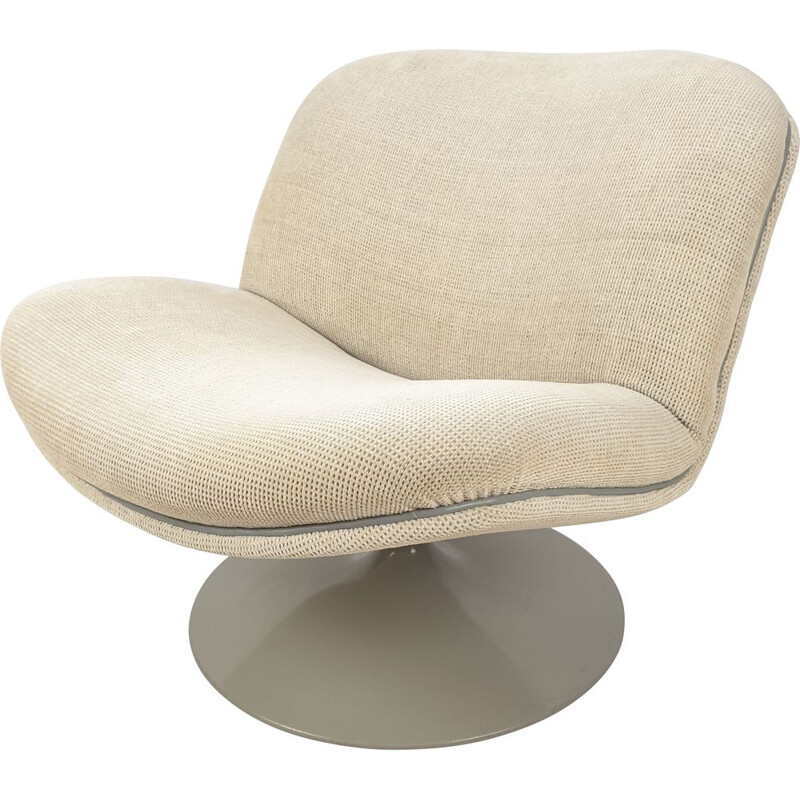 Vintage Lounge Chair Model 508 by Geoffrey Harcourt for Artifort, 1970s