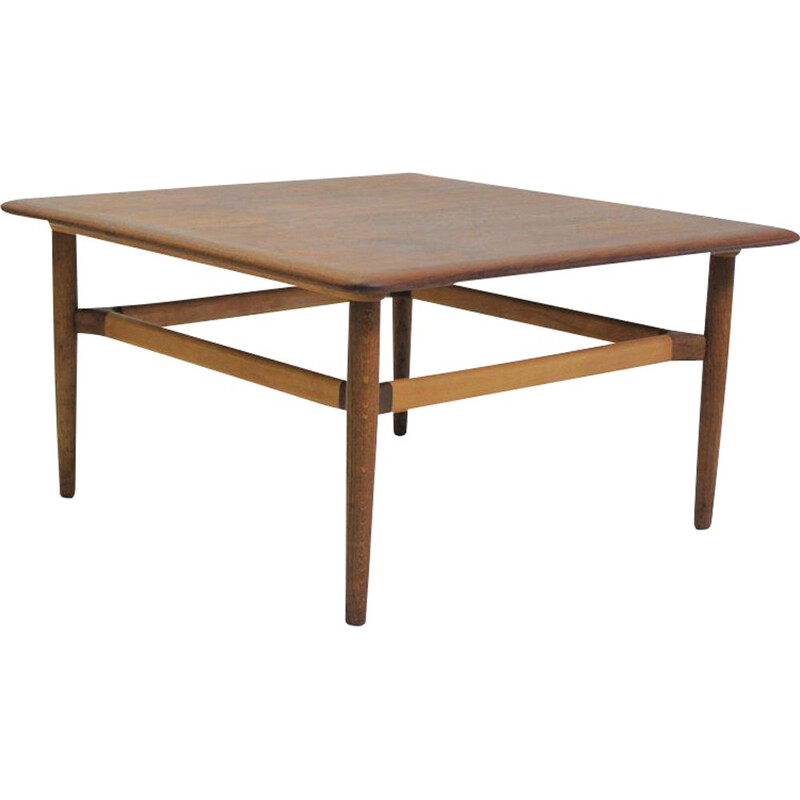 Vintage Danish  Coffee Table by Jason Mobler for Kurt Ostervig