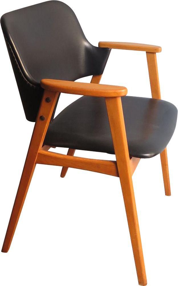 Vintage scandinavian armchair, 1960 - Design Market