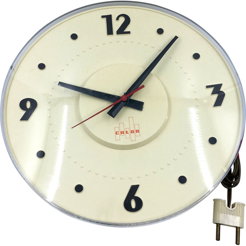 Vintage Retro Electric Wall Clock