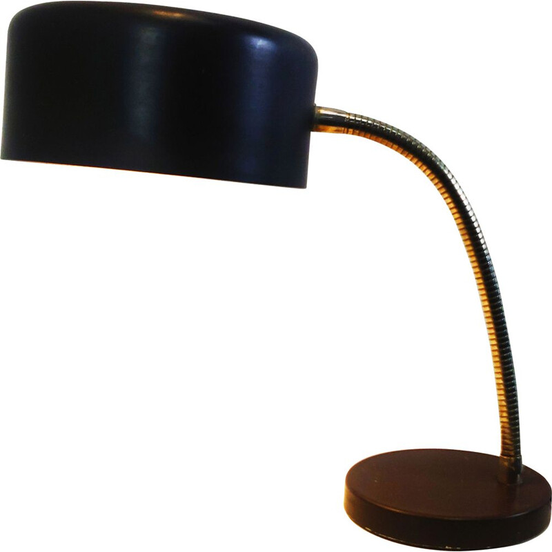 Vintage desk lamp by Hoogervorst for Anvia Almelo