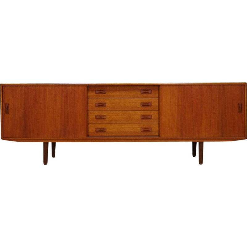 Vintage scandinavian sideboard by Clauden & Son, 1960