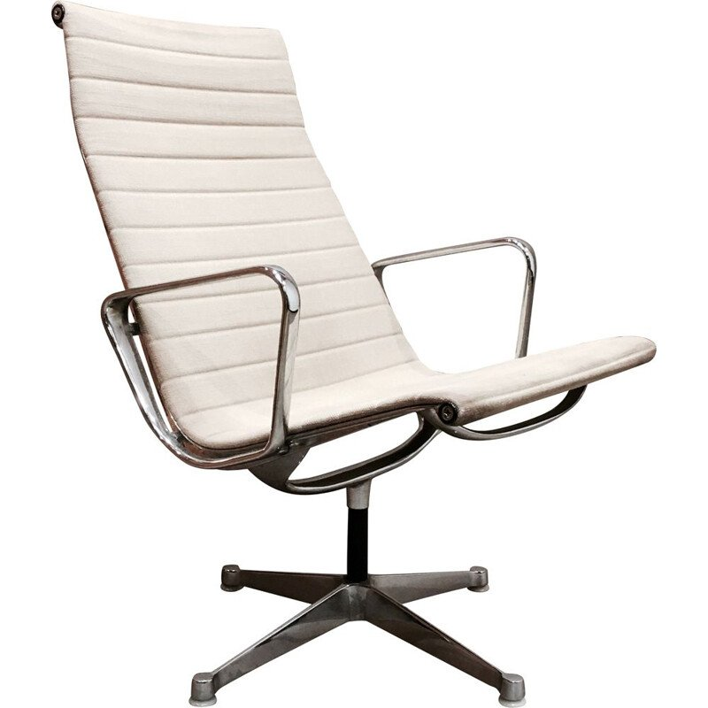 Charles and Ray Eames Vintage Armchair EA116