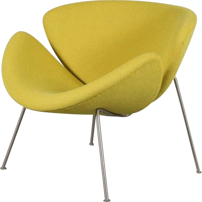 First edition Orange Slice designed by Pierre Paulin for Artifort 1950s