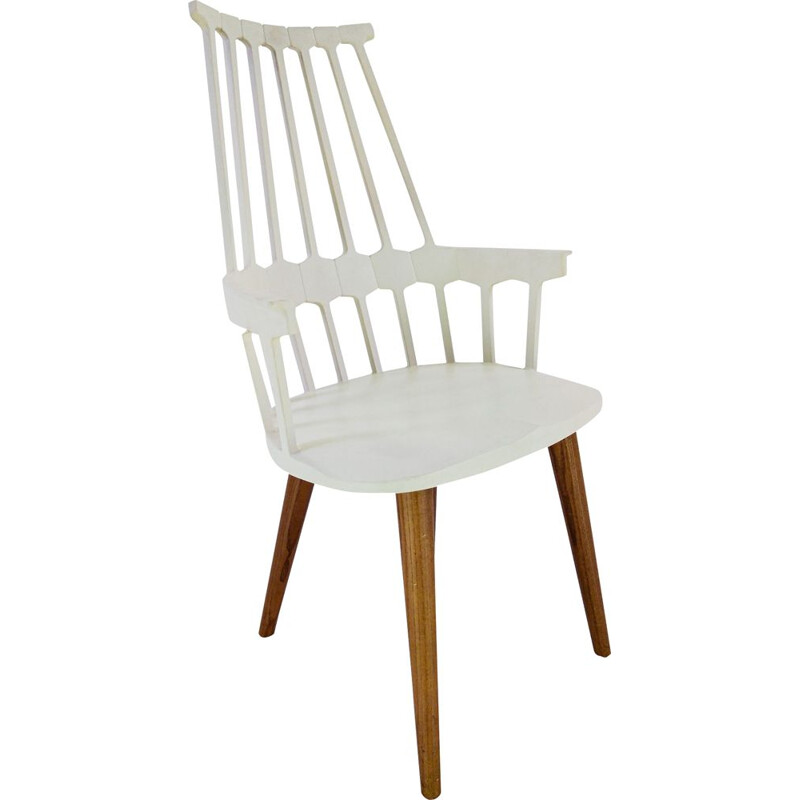 Vintage Kartell comeback armchair by Patricia Urquiola