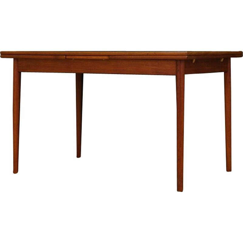 Vintage Scandinavian dining table, 1960-70