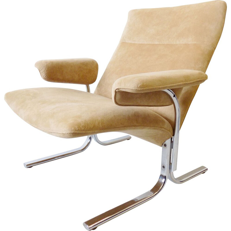 Vintage DS2030 lounge chair by Hans Eichenberger for De Sede