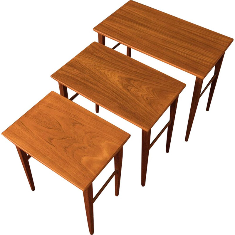Vintage Nesting tables , Germany 1960s