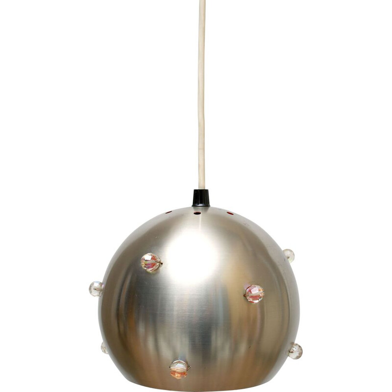 Vintage bubble ceiling light, space age, 1960s