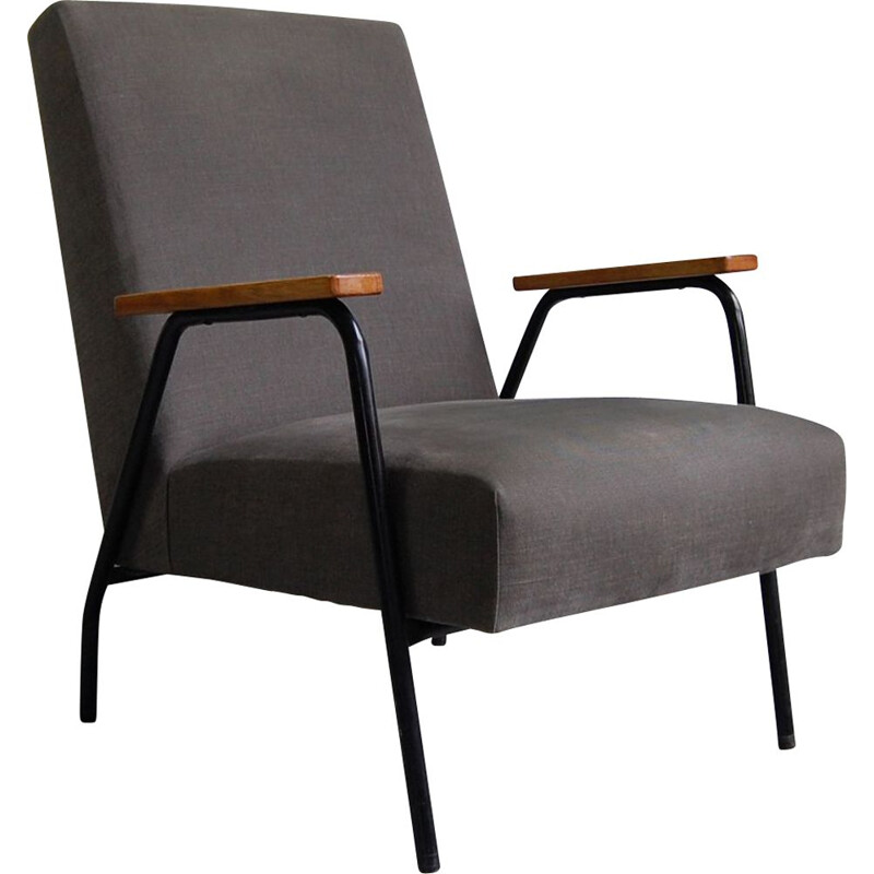 Vintage armchair Rio by Pierre Guariche for Meurop
