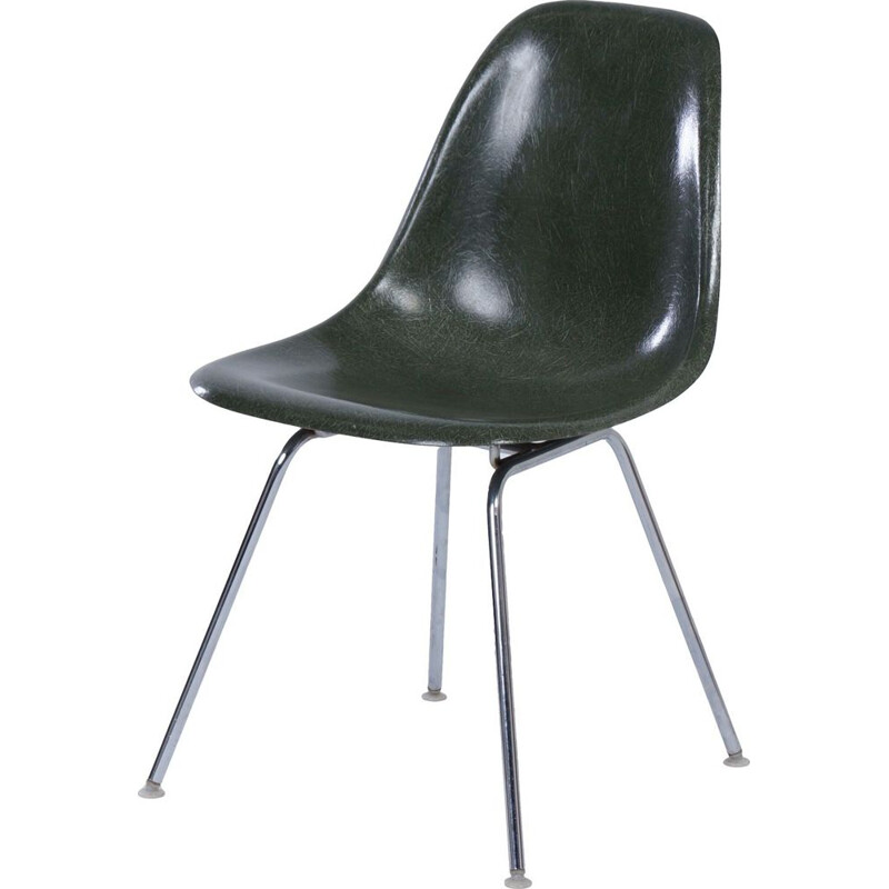 Vintage DSX chair by Charles Eames for Herman Miller, 1970s