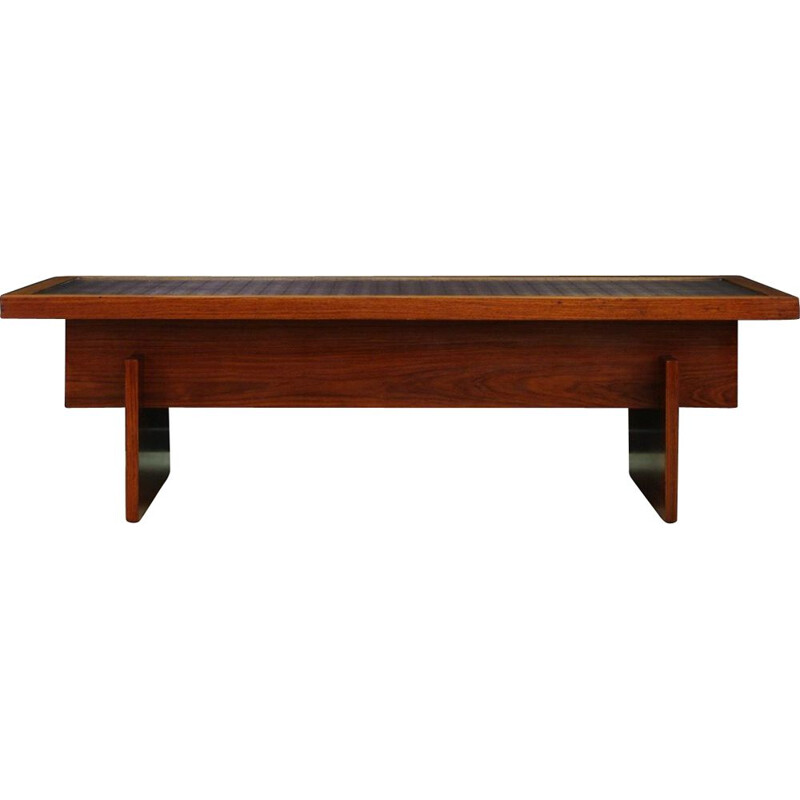 Vintage rosewood coffee table retro 1960