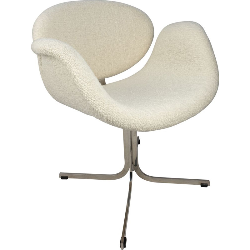 Little Tulip vintage armchair by Pierre Paulin from Artifort