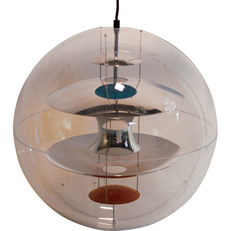 Suspension Globe VP 50 by Verner Panton, Denmark, 1969