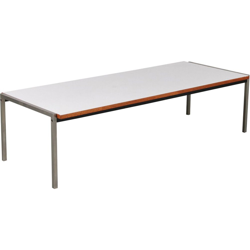 Reversible coffee table manufactured in the Netherlands 1960s