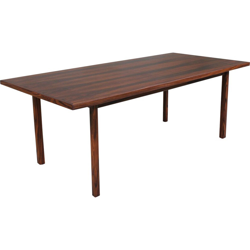 Brasilian Rosewood  Dining Table by Arne Vodder for Sibast, 1960s