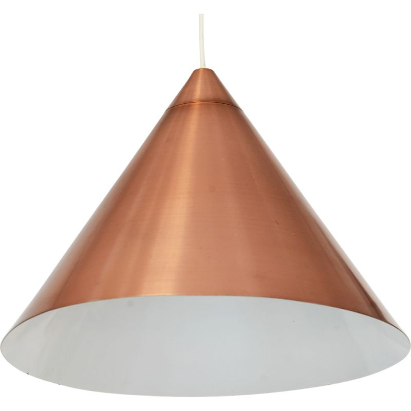 "Vintage pendant light ""Billiard"" by Arne Jacobsen for Louis Poulsen, Denmark, 1960s"